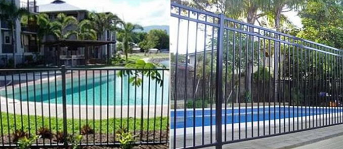 Portable Modular Security Steel Mesh Panel Fences